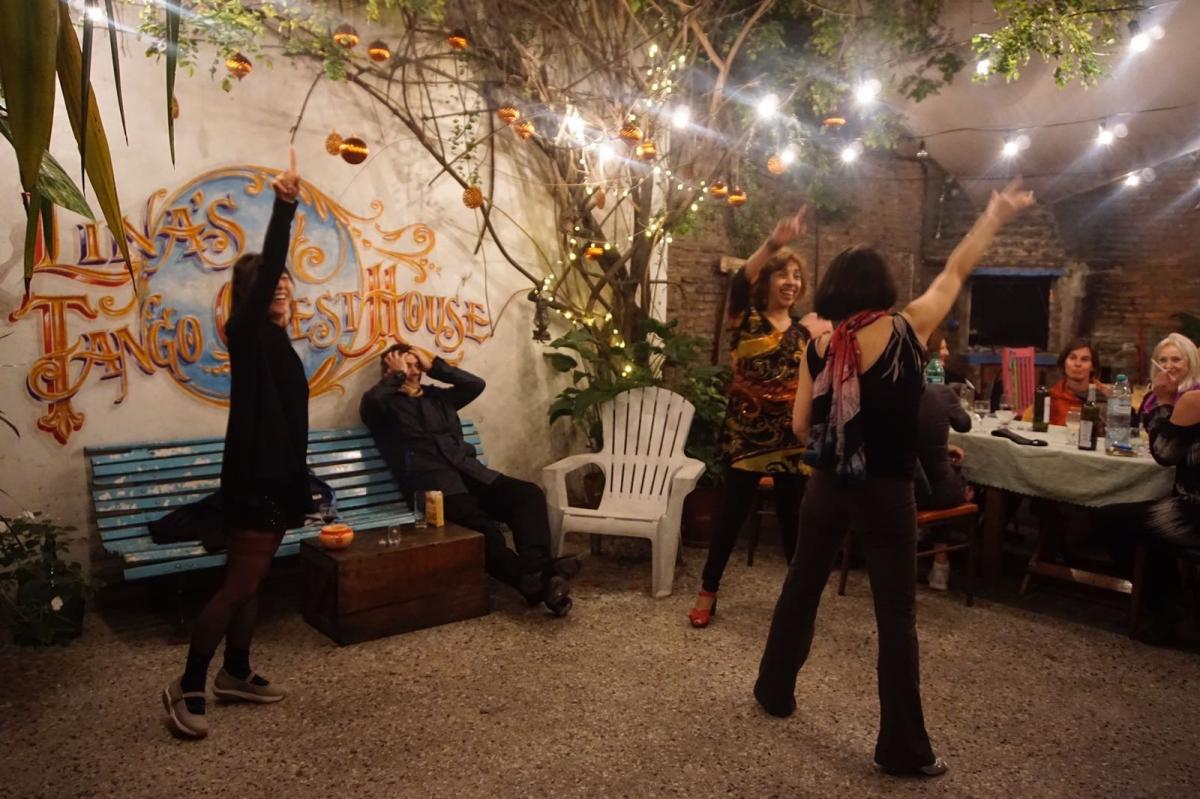 Tango class timetable | Argentine tango lessons in London